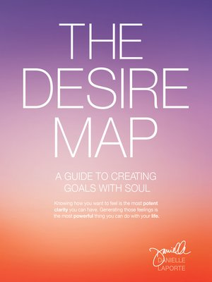 cover image of The Desire Map