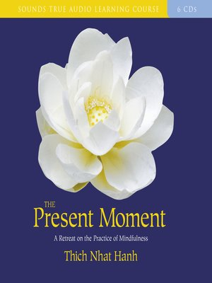 cover image of The Present Moment