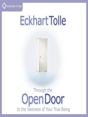 cover image of Through the Open Door