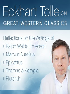 cover image of Eckhart Tolle on Great Western Classics