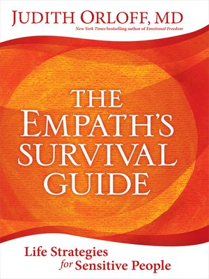cover image of The Empath's Survival Guide