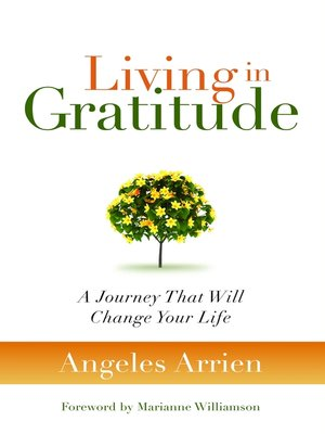 cover image of Living in Gratitude