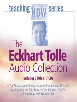 cover image of The Eckhart Tolle Audio Collection