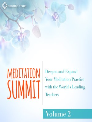 cover image of The Meditation Summit