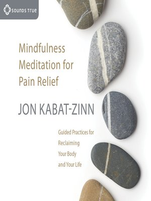 cover image of Mindfulness Meditation for Pain Relief