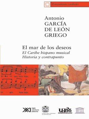 cover image of El mar de los deseos