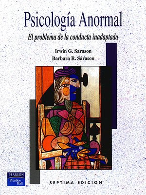 cover image of Psicología Anormal