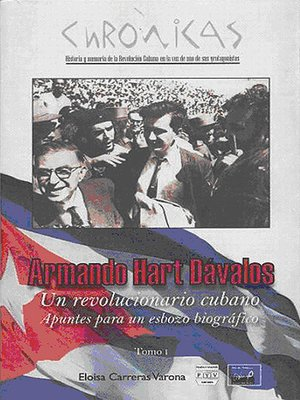 cover image of Armando Hart Dávalos