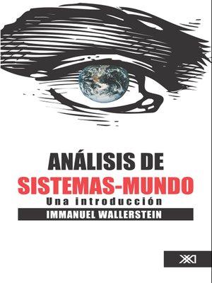 cover image of Análisis de sistemas-mundo