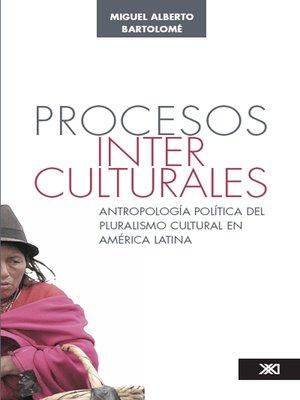 cover image of Procesos Interculturales