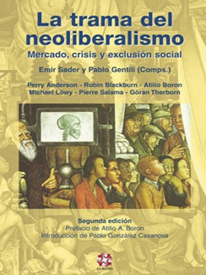 cover image of La trama del neoliberalismo