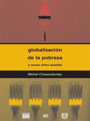cover image of Globalización de la pobreza y nuevo orden mundial