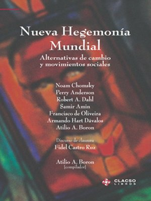 cover image of Nueva Hegemonía Mundial