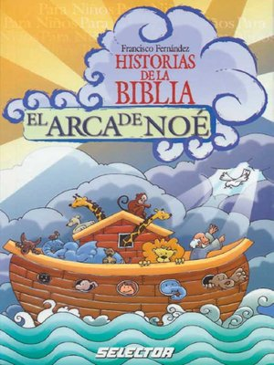 cover image of El arca de Noé