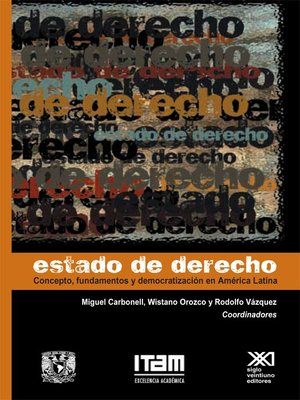 cover image of Estado de derecho