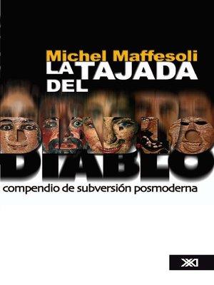 cover image of La tajada del diablo