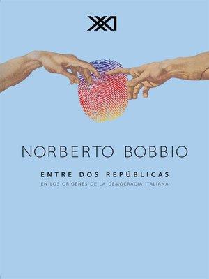 cover image of Entre dos repúblicas