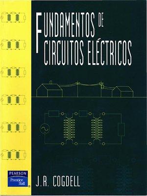 cover image of Fundamentos de Circuitos Eléctricos