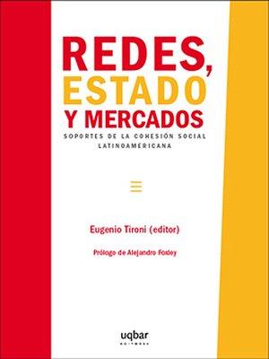 cover image of Redes Estado Y Mercados