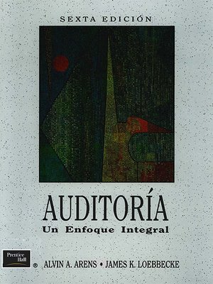 cover image of AUDITORÍA