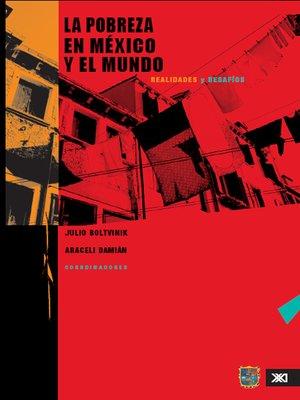 cover image of La pobreza en México y el mundo