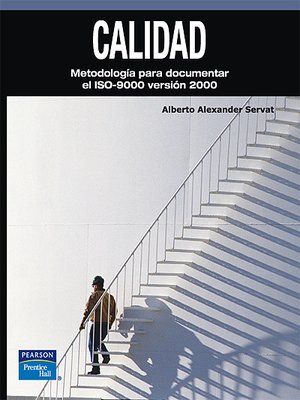 cover image of Calidad