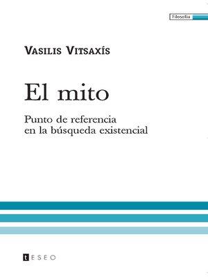 cover image of El mito
