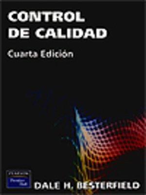 cover image of Control de Calidad