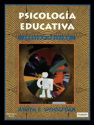 cover image of Psicología Educativa