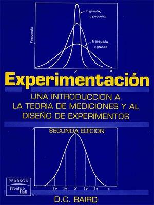 cover image of Experimentación