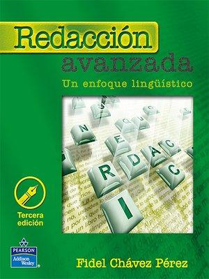 cover image of Redacción avanzada