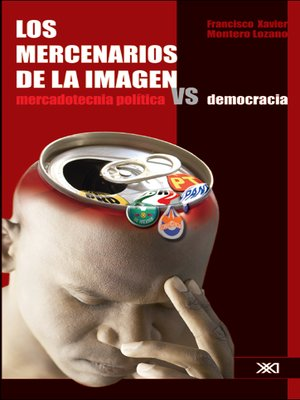 cover image of Los mercenarios de la imagen