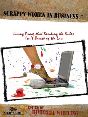 cover image of Scrappy Women in Business