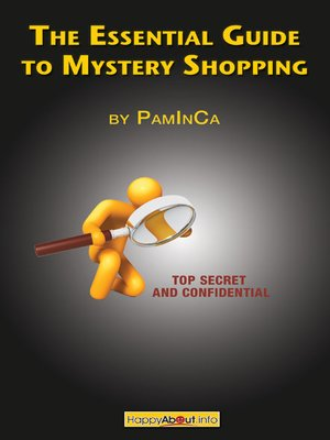 cover image of The Essential Guide to Mystery Shopping