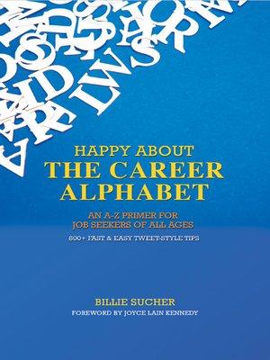 cover image of Happy About The Career Alphabet