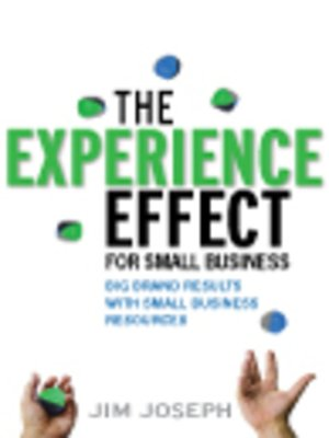 cover image of The Experience Effect For Small Business