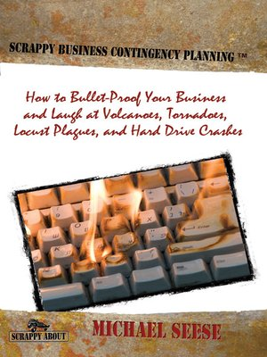 cover image of Scrappy Business Contingency Planning