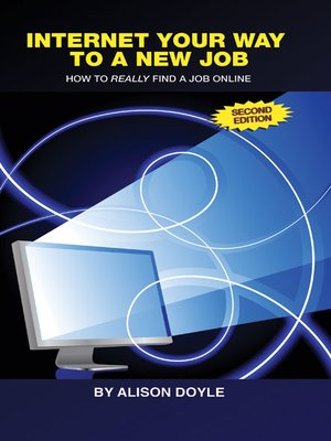 cover image of Internet Your Way To a New Job (Second Edition)