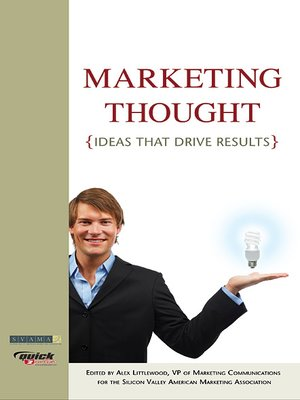 cover image of Marketing Thought