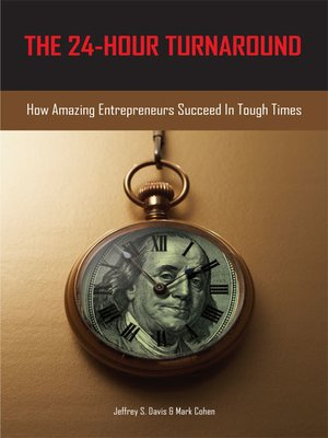 cover image of The 24-Hour Turnaround