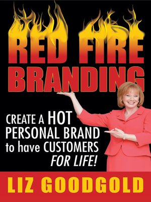 cover image of Red Fire Branding