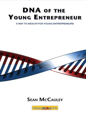 cover image of DNA of the Young Entrepreneur