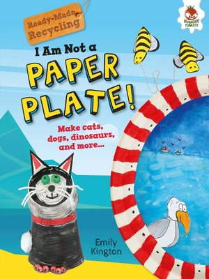 cover image of I Am Not a Paper Plate!