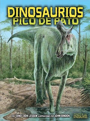 cover image of Dinosaurios pico de pato (Duck-Billed Dinosaurs)