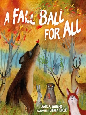 cover image of A Fall Ball for All