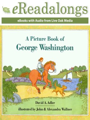 cover image of A Picture Book of George Washington