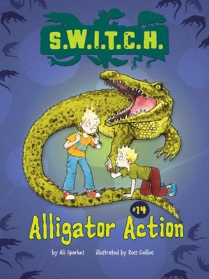cover image of Alligator Action