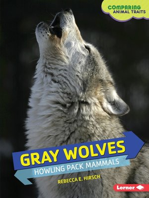 cover image of Gray Wolves