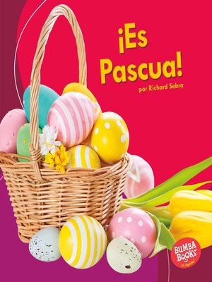 cover image of ¡Es Pascua! (It's Easter!)