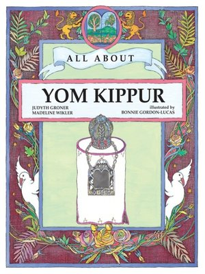 cover image of All About Yom Kippur